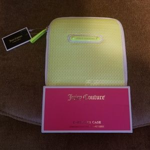 *SOLD* Juicy Couture E-Reader/Tablet Case